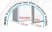 Διαφανοσκόπια Slim Weiko