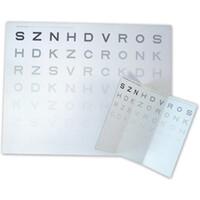 Κάρτα Οπτομετρίας Ευαισθησίας Αντίθεσης - Μακρινής Όρασης