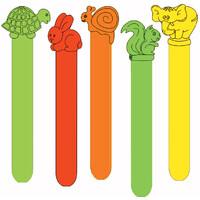 Γλωσσοπίεστρα Χρωματιστά | 100 τεμάχια