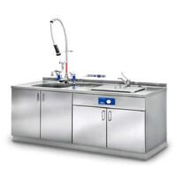 Πάγκος πλύσης με νιπτήρα Υπερήχων RTA – 1800