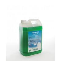 Απορρυπαντικό & Απολυμαντικό Δαπέδων & Επιφανειών 5L
