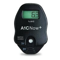 Μετρητής Γλυκοζυλιωμένης Αιμοσφαιρίνης A1Cnow+