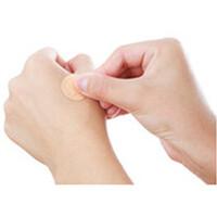 Επιθέματα Αιμοληψίας Στρογγυλά | 100 τεμάχια