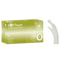 Γάντια Εξεταστικά Latex με Πούδρα