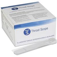 Ανταλλακτικές Λεπίδες Φαρυγγοσκοπίου Throat Scope
