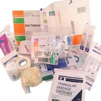Αναλώσιμα Φαρμακείου Εργασίας Α' Βοηθειών