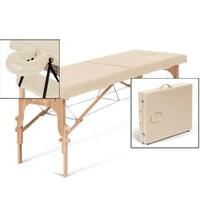 Κρεβάτι Φυσικοθεραπείας & Massage Ξύλινο Πτυσσόμενο