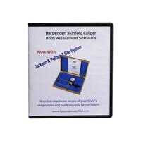 Λογισμικό Δερματοπτυχόμετρου Harpenden