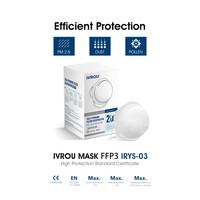 Μάσκα IVROU FFP3 - Απόλυτη Προστασία - Πιστοποιημένη