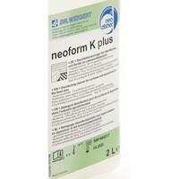 Υγρό Απολυμαντικό Καθαριστικό Neoform K plus 2Lt