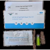 Joysbio Rapid Test Αντισωμάτων IgG/IgM COVID-19 (1 Τεμάχιο)