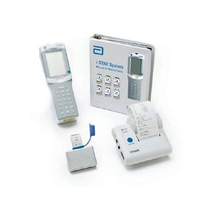 Αναλυτής Αερίων Αίματος iStat με θερμικό εκτυπωτή