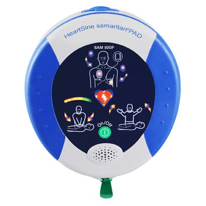 Απινιδωτής Samaritan PAD 500P με ΚΑΡΠΑ (CPR)