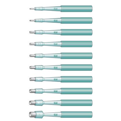 Δερματολογικός Στυλεός Βιοψίας | 20 τεμαχίων