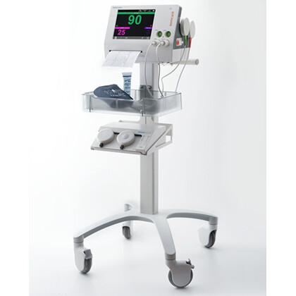 Τροχήλατη Βάση Καρδιοτοκογράφου TEAM3