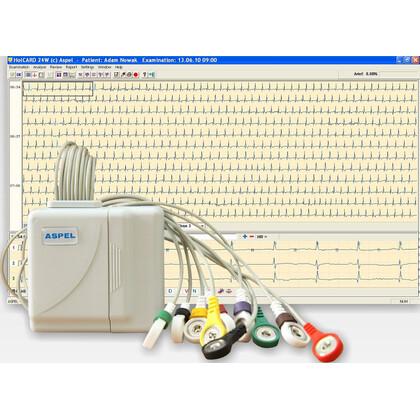 Holter Ρυθμού Aspel 712 (Μονάδα Καταγραφής)
