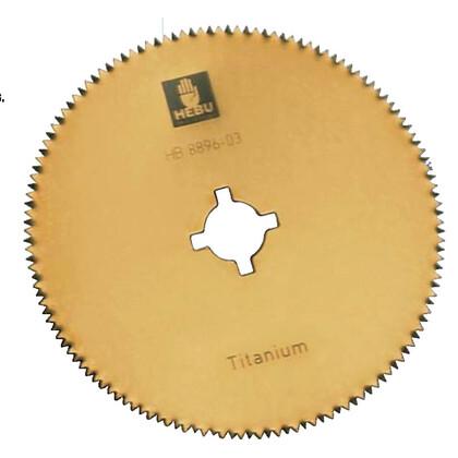 Λάμες Γυψοπρίονων HEBU TITANIUM