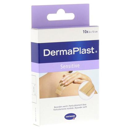 Επίθεμα Αυτοκόλλητο Dermaplast Sensitive (10τεμ)