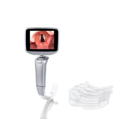 Video Λαρυγγοσκόπιο Insighters iS3-L