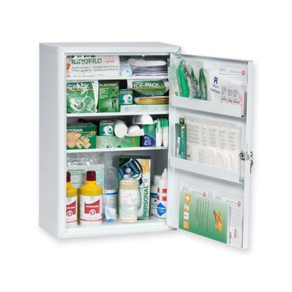 Φαρμακείο Α' Βοηθειών 20-30 Ατόμων Επίτοιχο