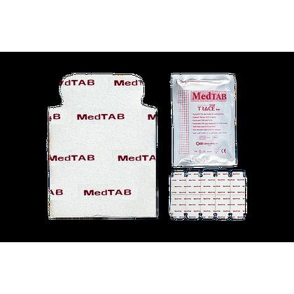 Αυτοκόλλητα Ηλεκτρόδια για Monitors - ECG's - Λιπομέτρηση | 100 τεμάχια