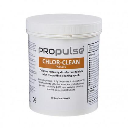 Ταμπλέτες καθαρισμού για συσκευή Propulse NG/G5
