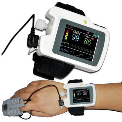 Οξύμετρο Υπνικής Άπνοιας Contec RS01