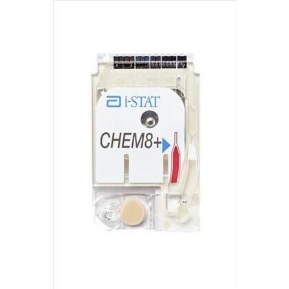 Κασέτα CHEM 8 Ηλεκτρολυτών Αίματος iStat | 25τμχ