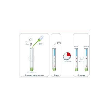 Τεστ Αντιγόνων Κορονοϊού COVID-19 Ag Respi-Strip