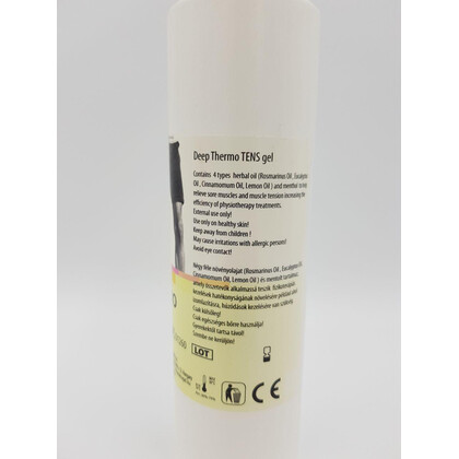 Ultragel Deep Thermo Θερμαντικό Gel