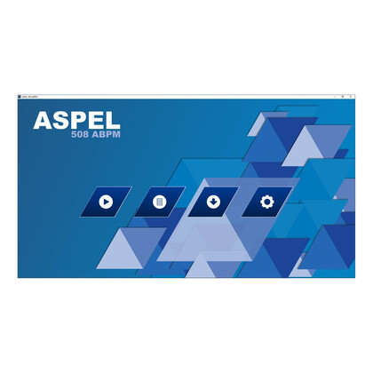 Holter Πίεσης Aspel 308-508 ABPM