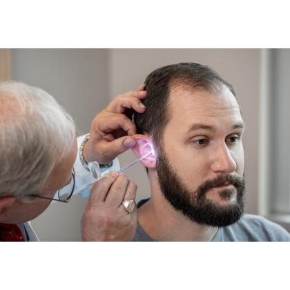 Φωτιζόμενες Κιουρέτες Αυτιών Bionix WaveCurette®