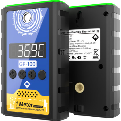 Θερμόμετρο Θερμικής Απεικόνισης GP-100 VKEL