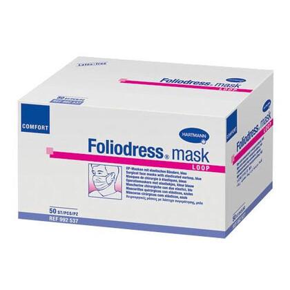 Μάσκα Χειρουργική Foliodress Loop, Comfort